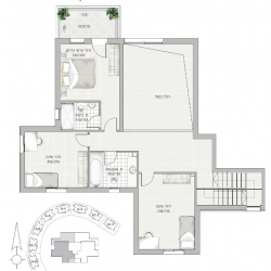 aleph-hachadasha-penthouse-2nd-floor