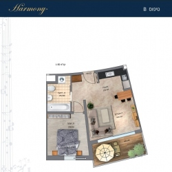 harmony-retirement-apartments-model-b