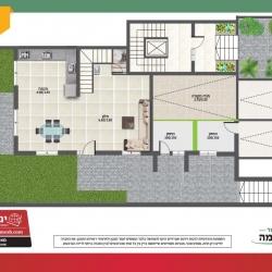nof-harama-1st-floor-garden-a