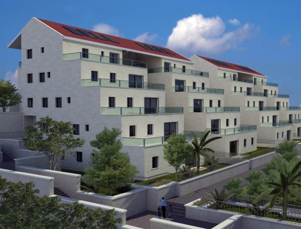 Ramat Beit Shemesh Aleph: On The River 5 Bedroom Apartments