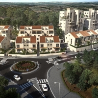 sungate-development-aerial-photo