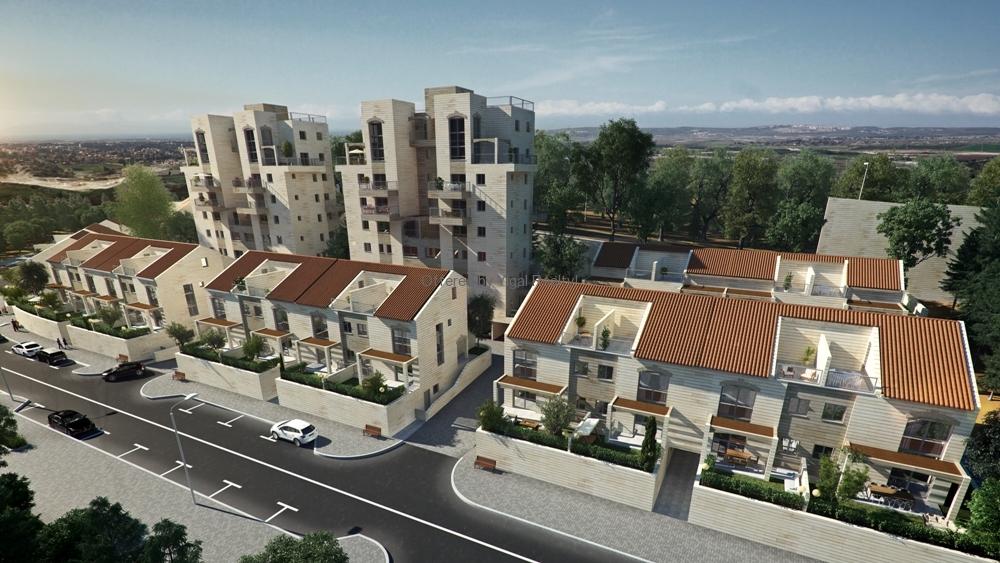 Beit Shemesh New Construction: Ramat Beit Shemesh
