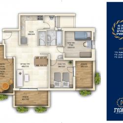 2-bedroom-apt-10-pesagot-taman-rbs-daled