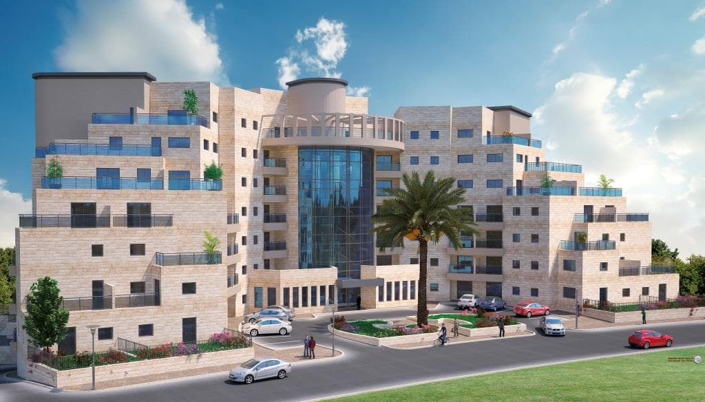 Ramat beit shemesh new homes for sale in ramat beit shemesh for How to build a retirement home