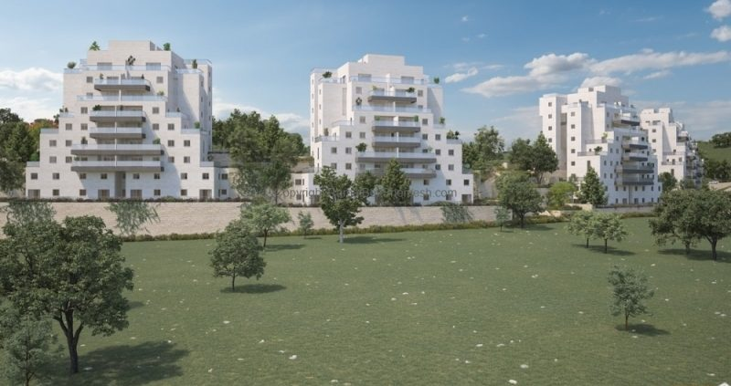 Ramat Beit Shemesh Daled Apartments