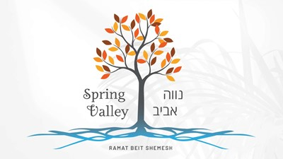Spring Valley Neve Shamir Logo