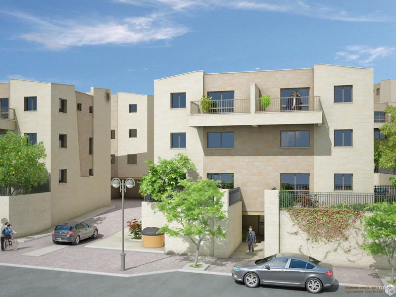 Beit Yair Duplex